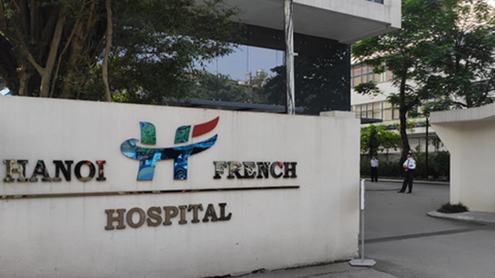 Vụ sản phụ tử vong sau sinh: Lãnh đạo Bệnh viện Việt Pháp lên tiếng