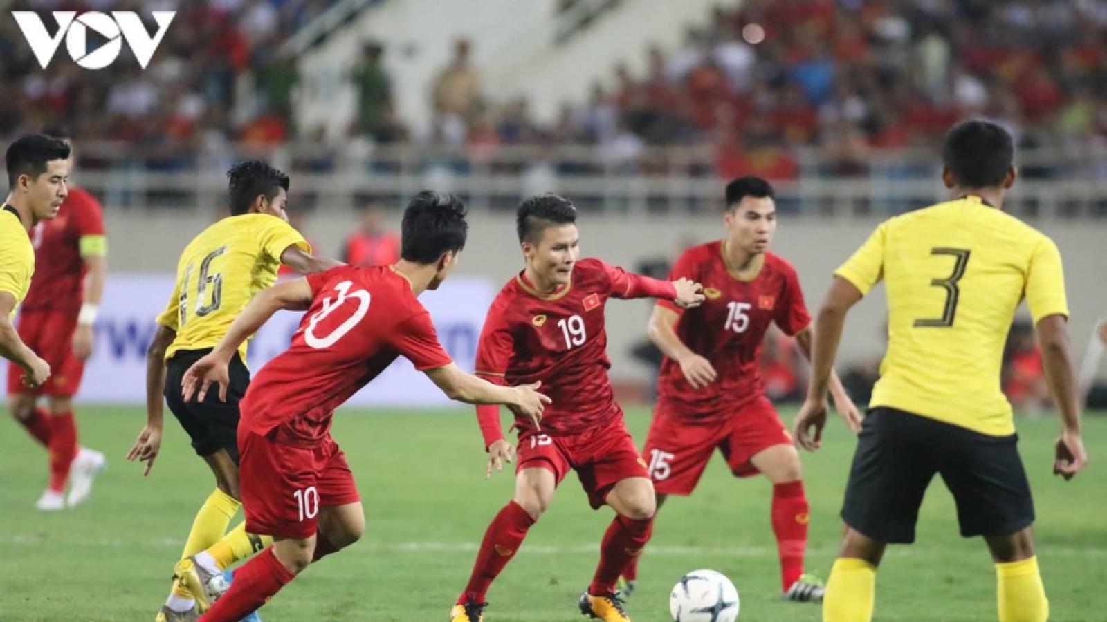 """Malaysia tuyên bố """"đá đến cùng"""" ở vòng loại World Cup 2022"""