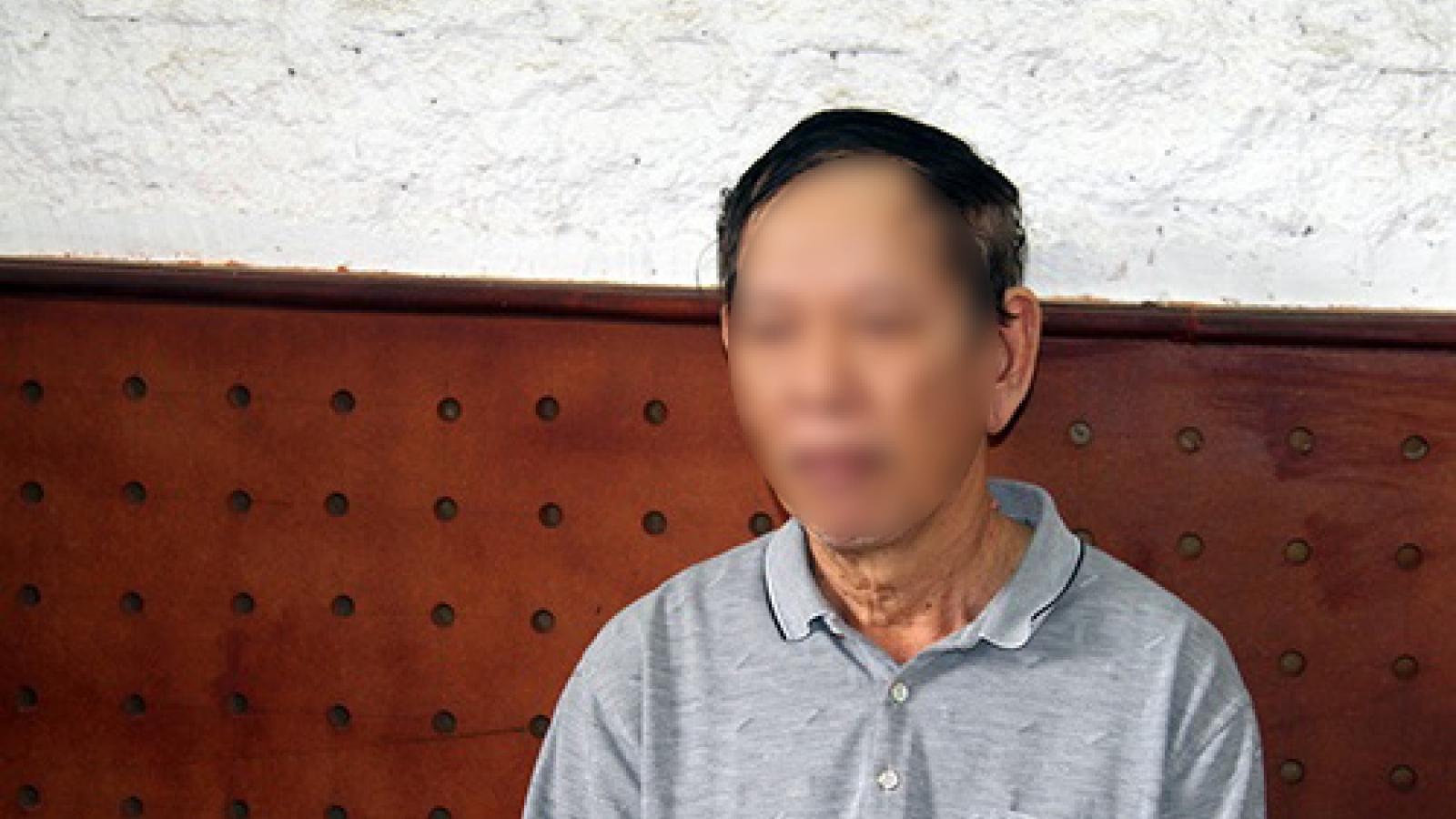 Lào Cai: Khởi tố vụ án người đàn ông U70 xâm hại cháu gái 13 tuổi