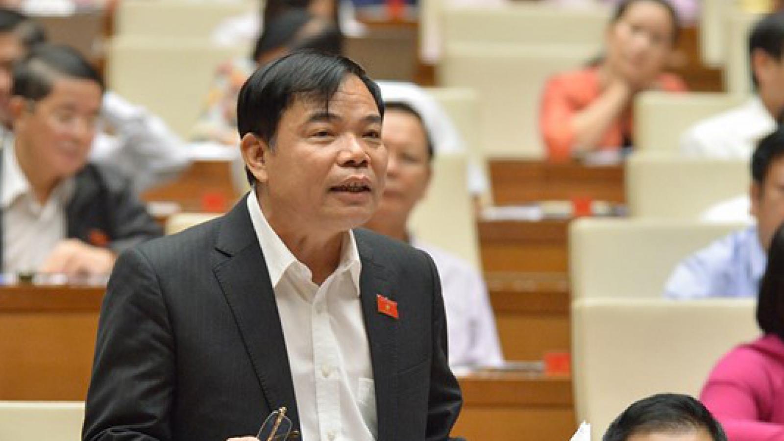 Bộ trưởng Nguyễn Xuân Cường: Độ che phủ rừng gần 42% là cố gắng vượt bậc