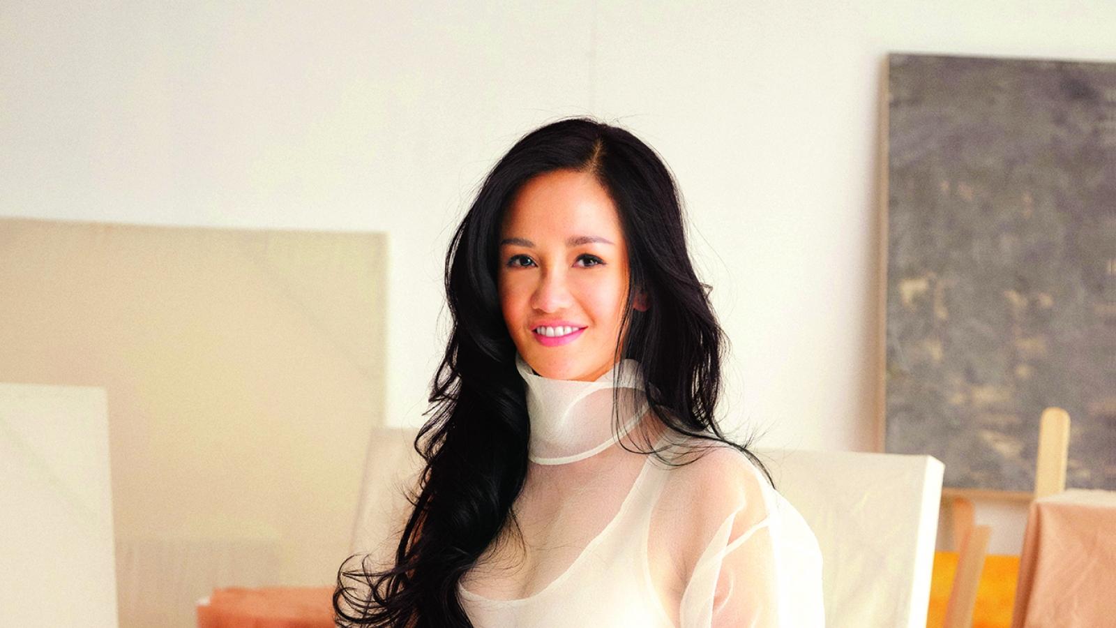 """Diva Hồng Nhung hóa """"Bống bảy màu"""" trong liveshow cuối của Music Home mùa 2"""