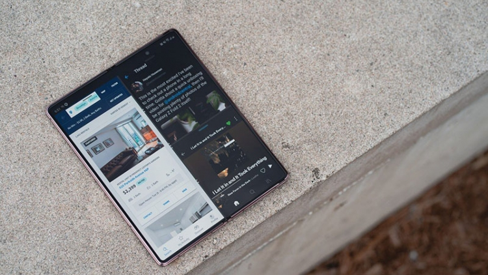Sắp có điện thoại gập lại giá rẻ từ Samsung