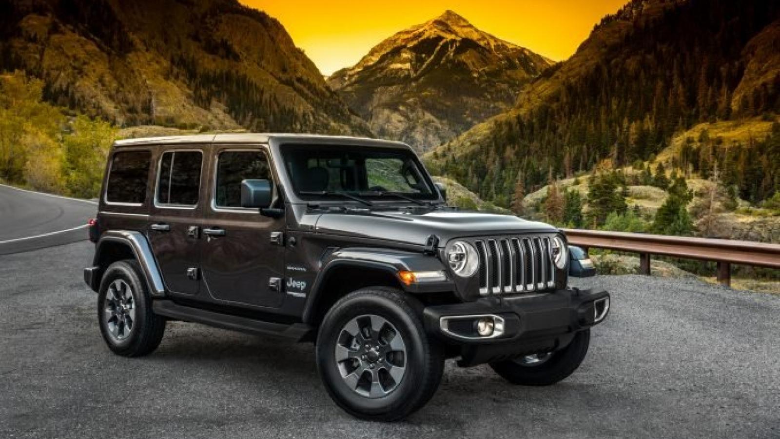 Top 10 mẫu xe giữ giá nhất 2020