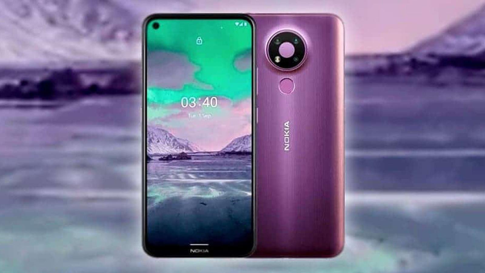 Giá bán Nokia 5.4 lộ diện trước thời điểm ra mắt