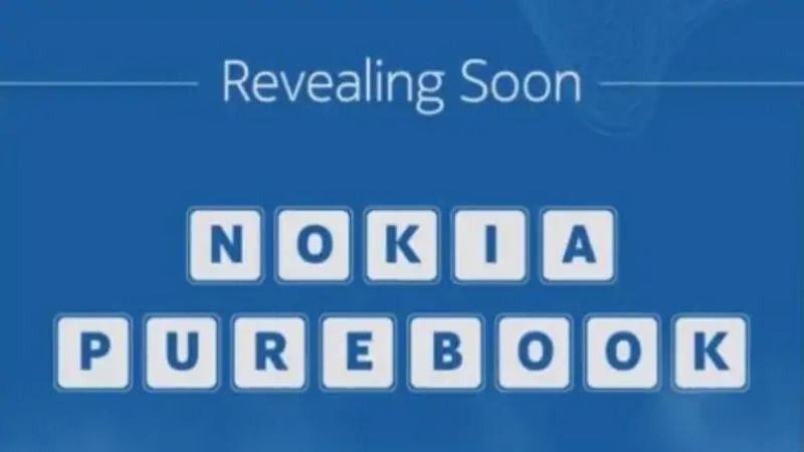 Nokia sắp trình làng dòng máy tính xách tay PureBook