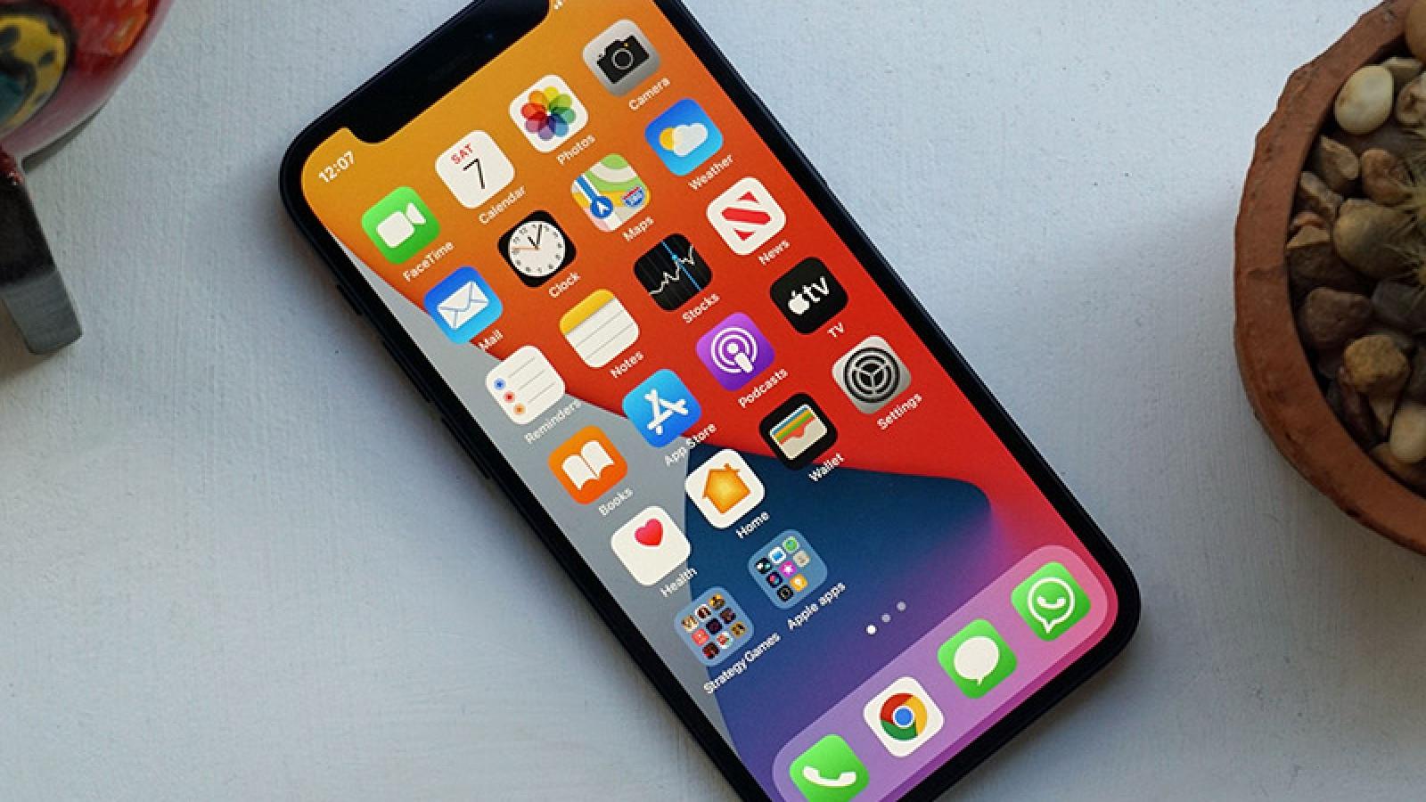 iPhone 12 mất dịch vụ LTE và 5G đối với một số người dùng
