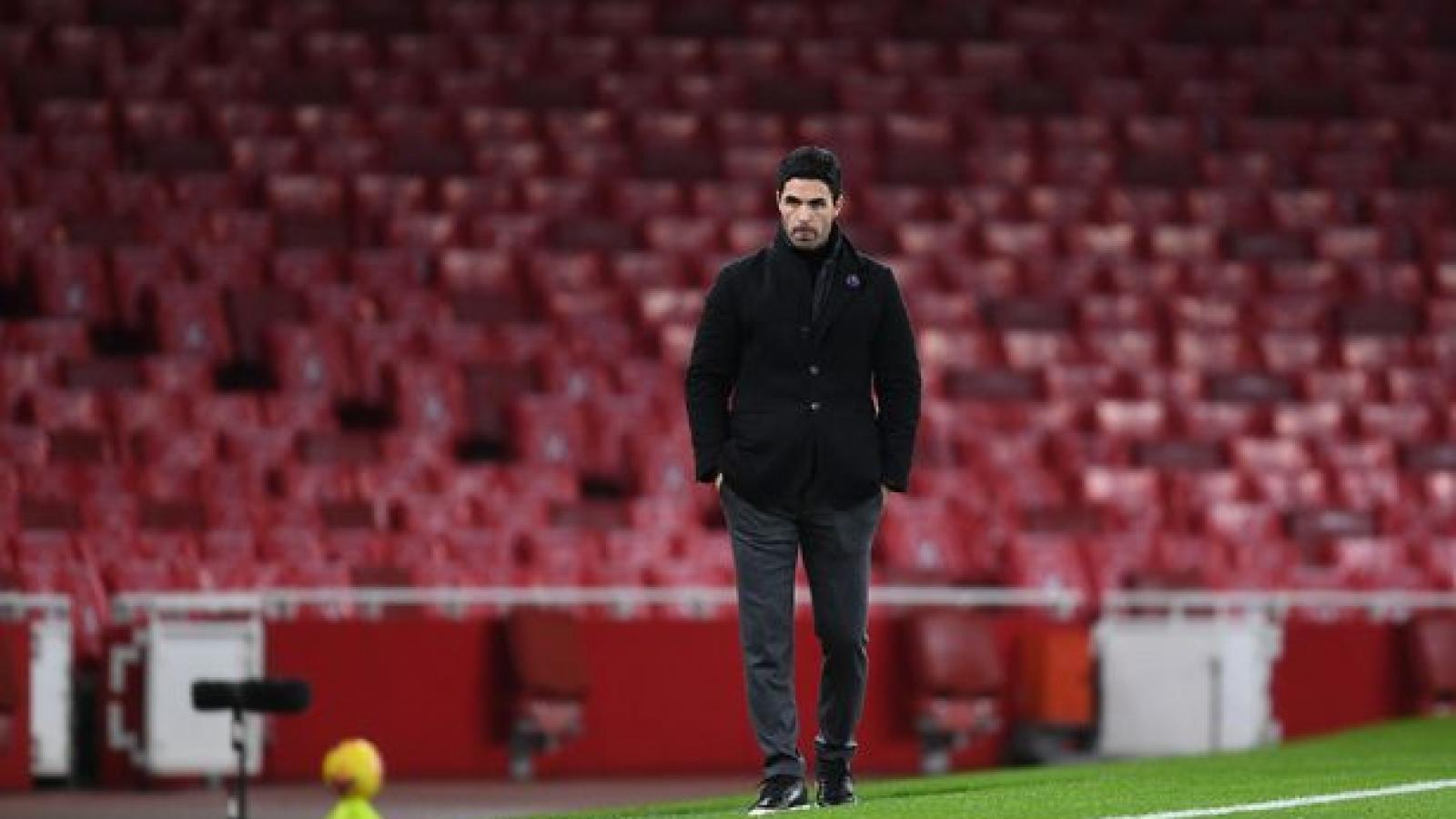 Lịch thi đấu bóng đá hôm nay (22/12): Cơ hội cuối cho Arteta ở Arsenal?