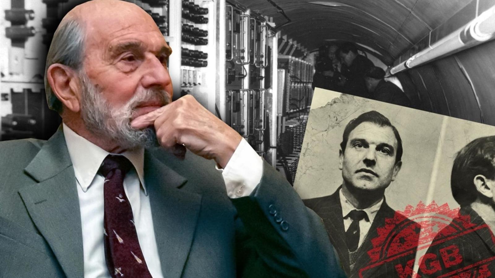 Chuyện điệp viên Anh George Blake trở thành đại tá tình báo KGB của Liên Xô