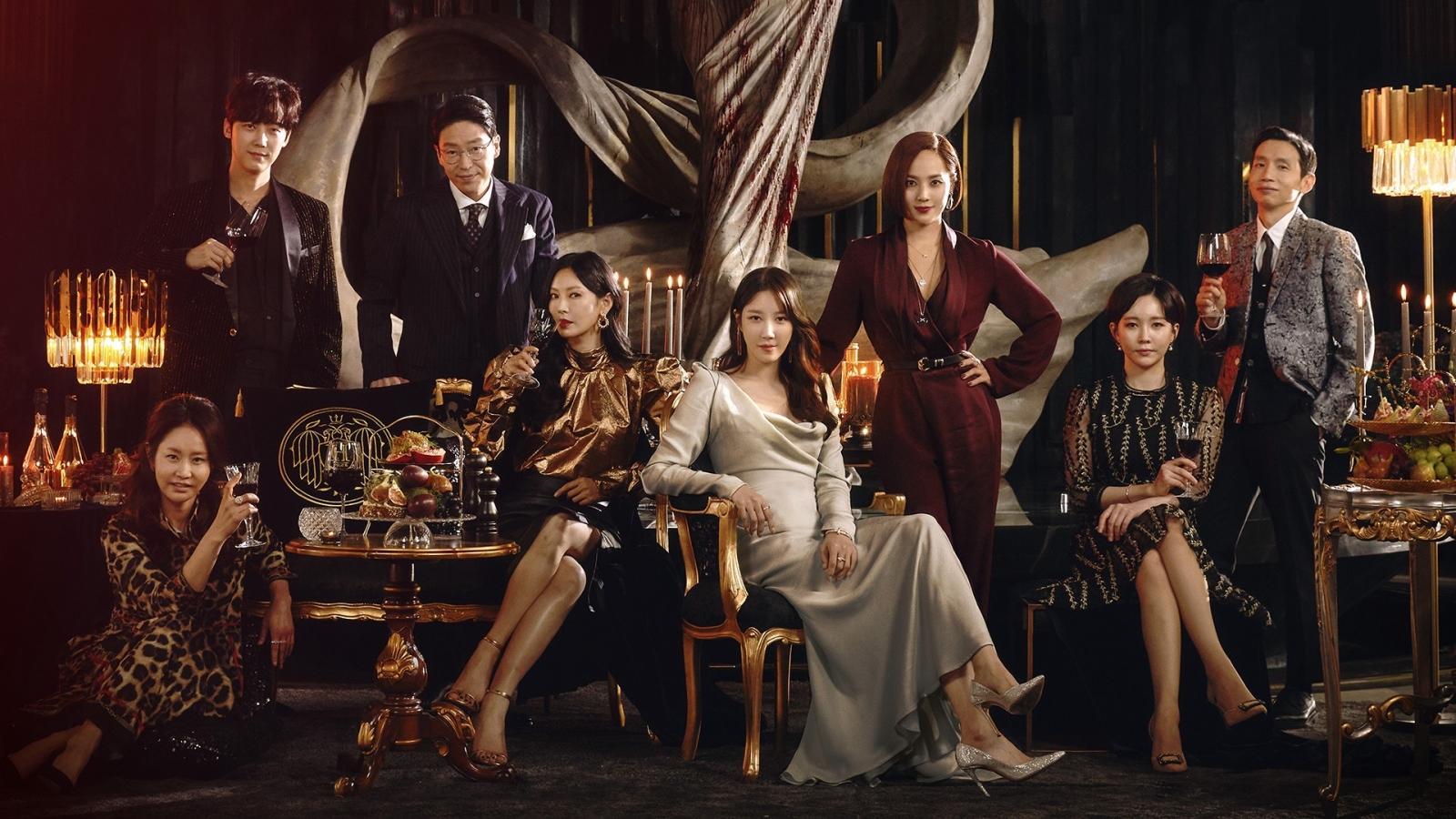 """Siêu phẩm truyền hình """"Penthouse"""" chính thức cán mốc rating kỷ lục 24%"""