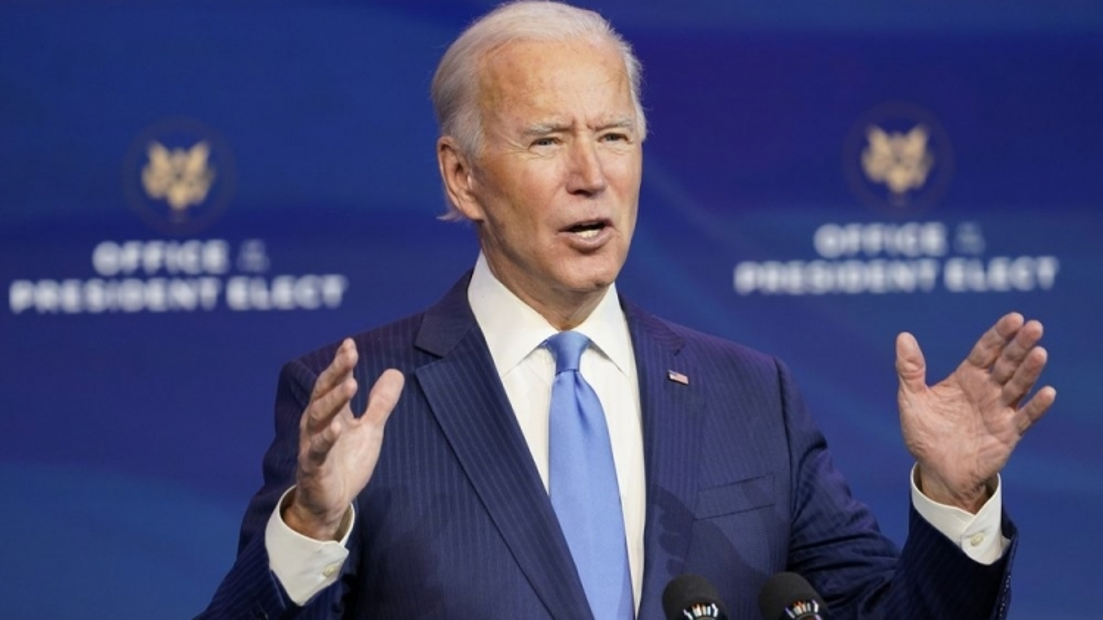 Lãnh đạo đảng Cộng hòa tại Thượng viện chúc mừng ông Joe Biden đắc cử Tổng thống