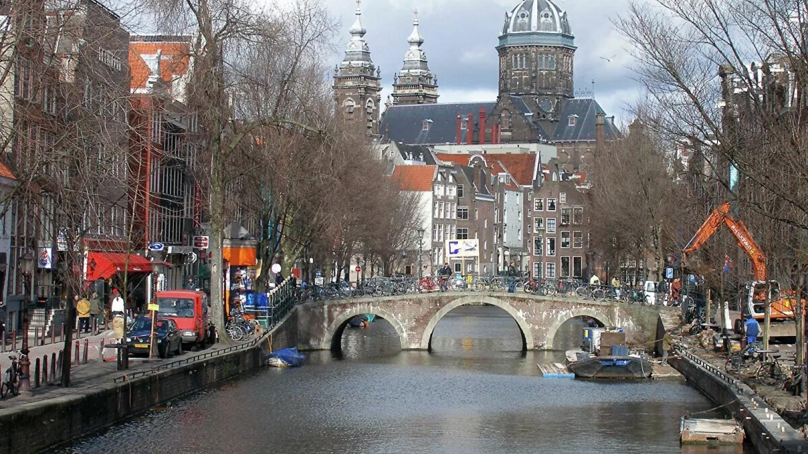 Nga sẽ đáp trả việc Hà Lan trục xuất hai nhà ngoại giao của nước này