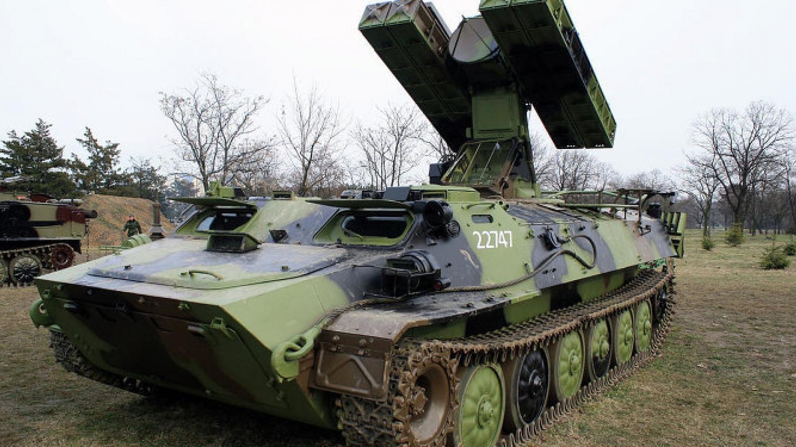 Nhà sản xuất AK-47 thử nghiệm thành công tên lửa phòng không dẫn đường trong đêm