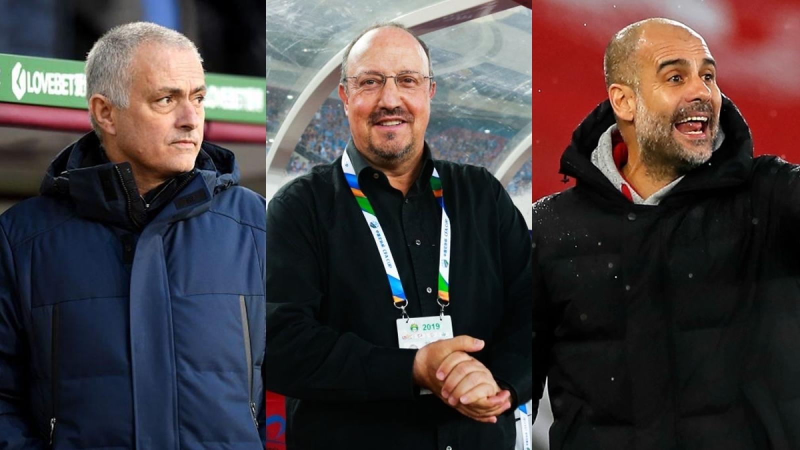 Top 10 HLV hưởng lương cao nhất thế giới: Mourinho kém xa Simeone