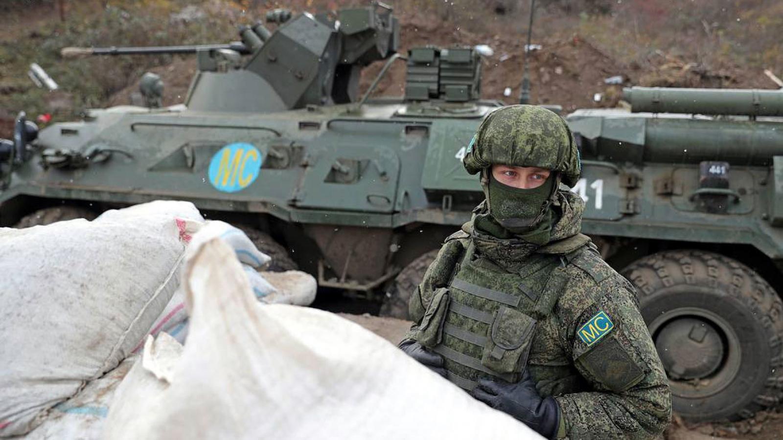 Trường hợp đầu tiên vi phạm lệnh ngừng bắn ở Nagorno-Karabakh