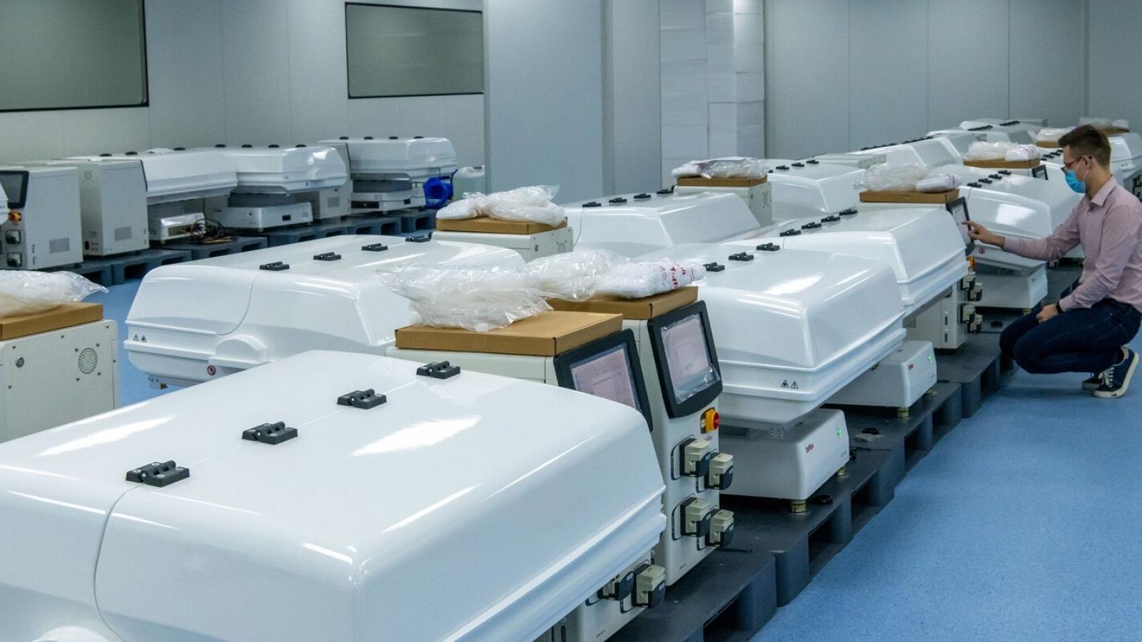 Nga sẽ khai trương nhà máy sản xuất vaccine công suất 10 triệu liều/tháng