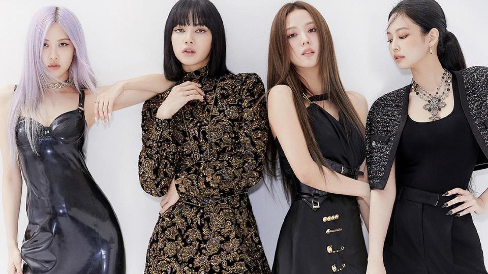 """BLACKPINK tổ chức concert trực tuyến đầu tiên mang tên """"The Show"""""""