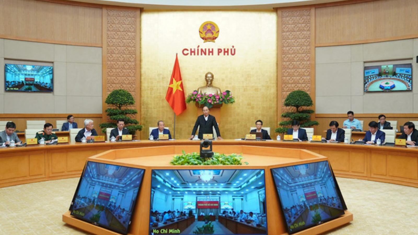 Thủ tướng yêu cầu xử lý nghiêm các vi phạm về chống dịch Covid-19