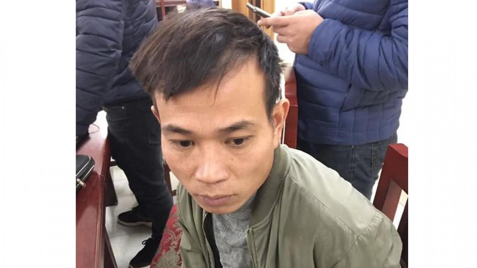 Quảng Ninh bắt giữ 1 đối tượng trốn truy nã
