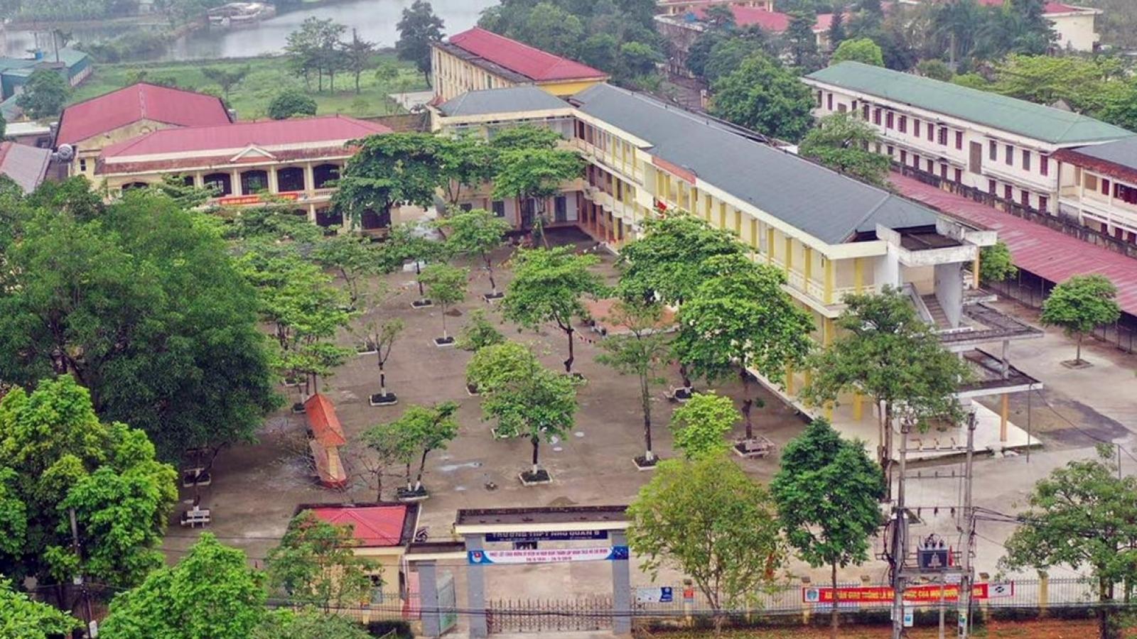 Vụ nam sinh đâm chết bạn học ở Ninh Bình: Bàn giao hồ sơ lên công an tỉnh