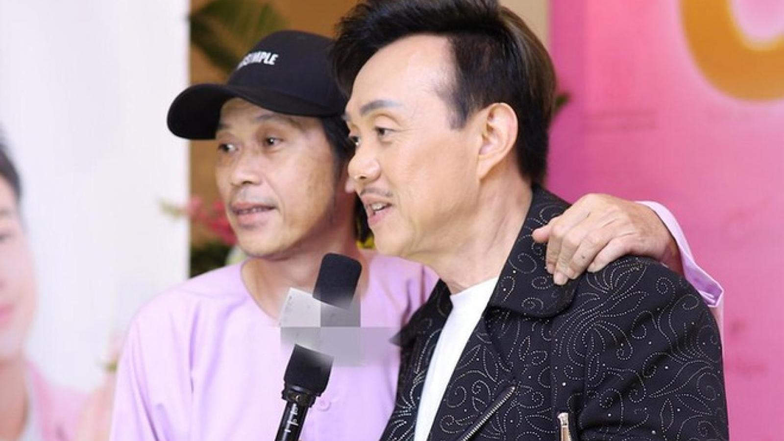 Nghệ sĩ Hoài Linh lần đầu chia sẻ về tang lễ của cố nghệ sĩ Chí Tài