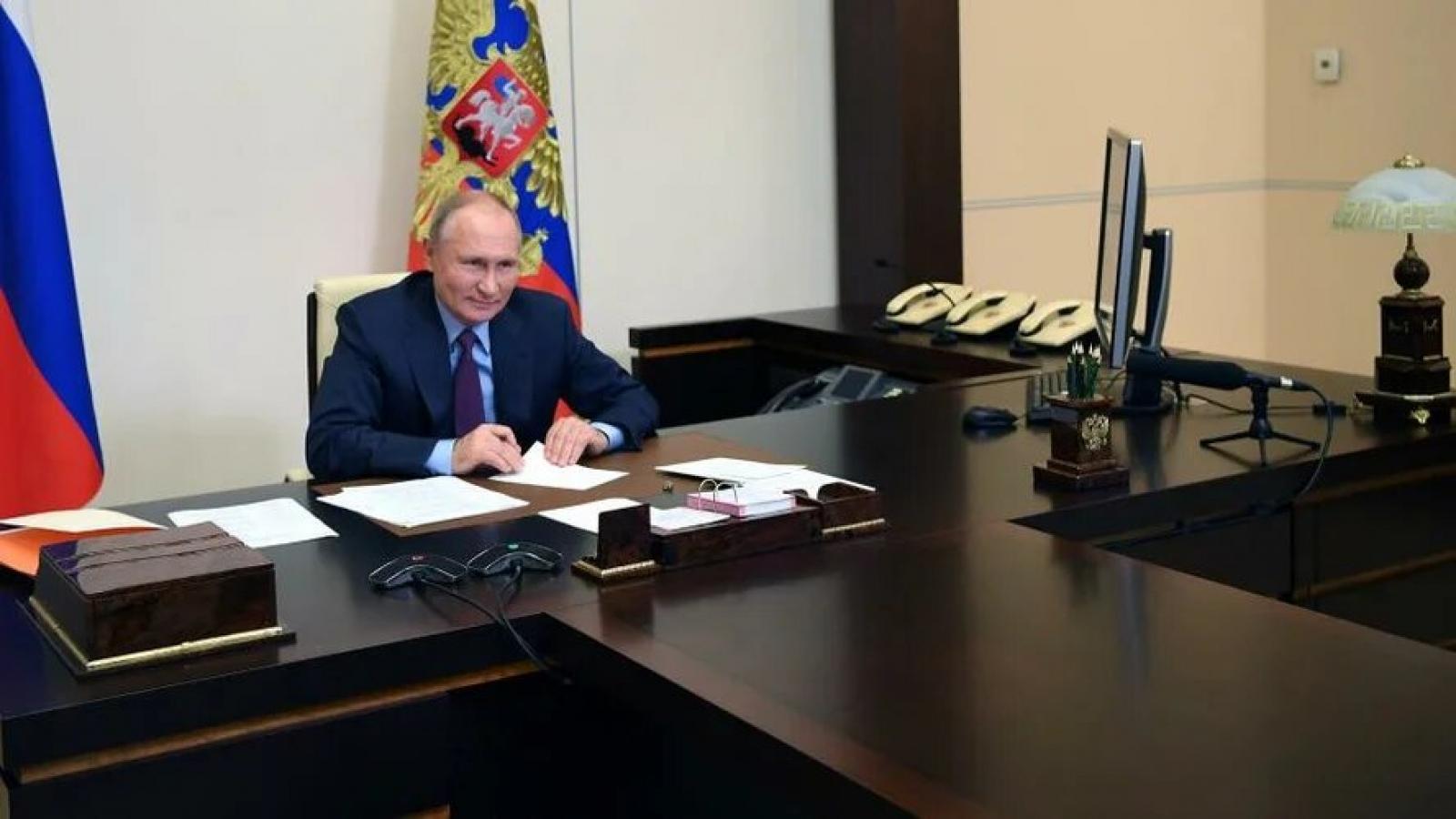 Những nét khác biệt của cuộc họp báo lớn thường niên của Tổng thống Nga Putin