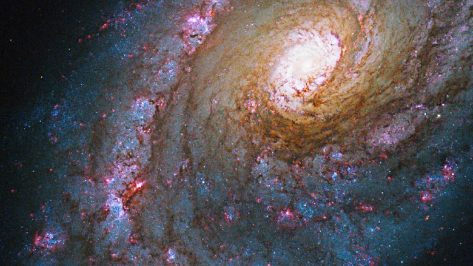 NASA lần đầu công bố những hình ảnh vũ trụ tuyệt đẹp từ kính thiên văn Hubble