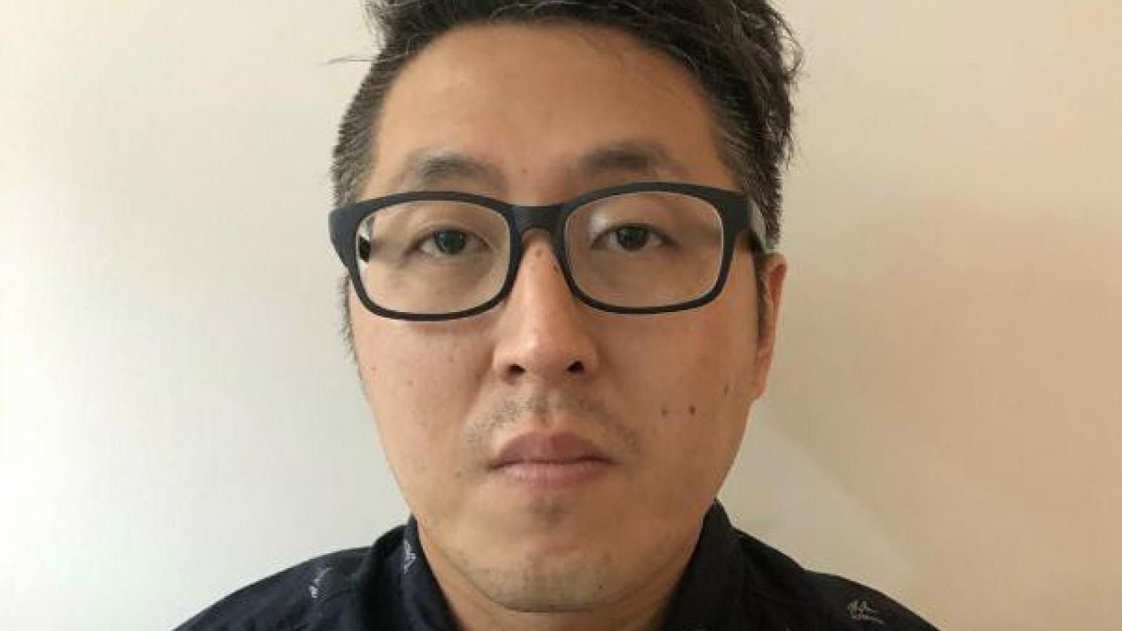 Vụ thi thể trong vali: Khởi tố và bắt tạm giam bị can Jeong In Cheol