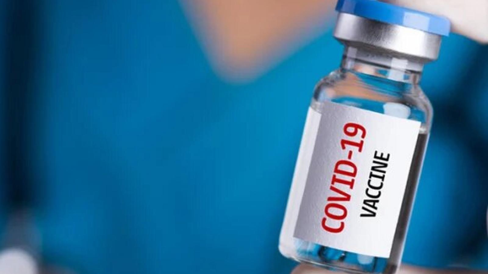 Ukraine có kế hoạch tiêm phòng vaccine Covid-19 cho khoảng 50% dân số đất nước