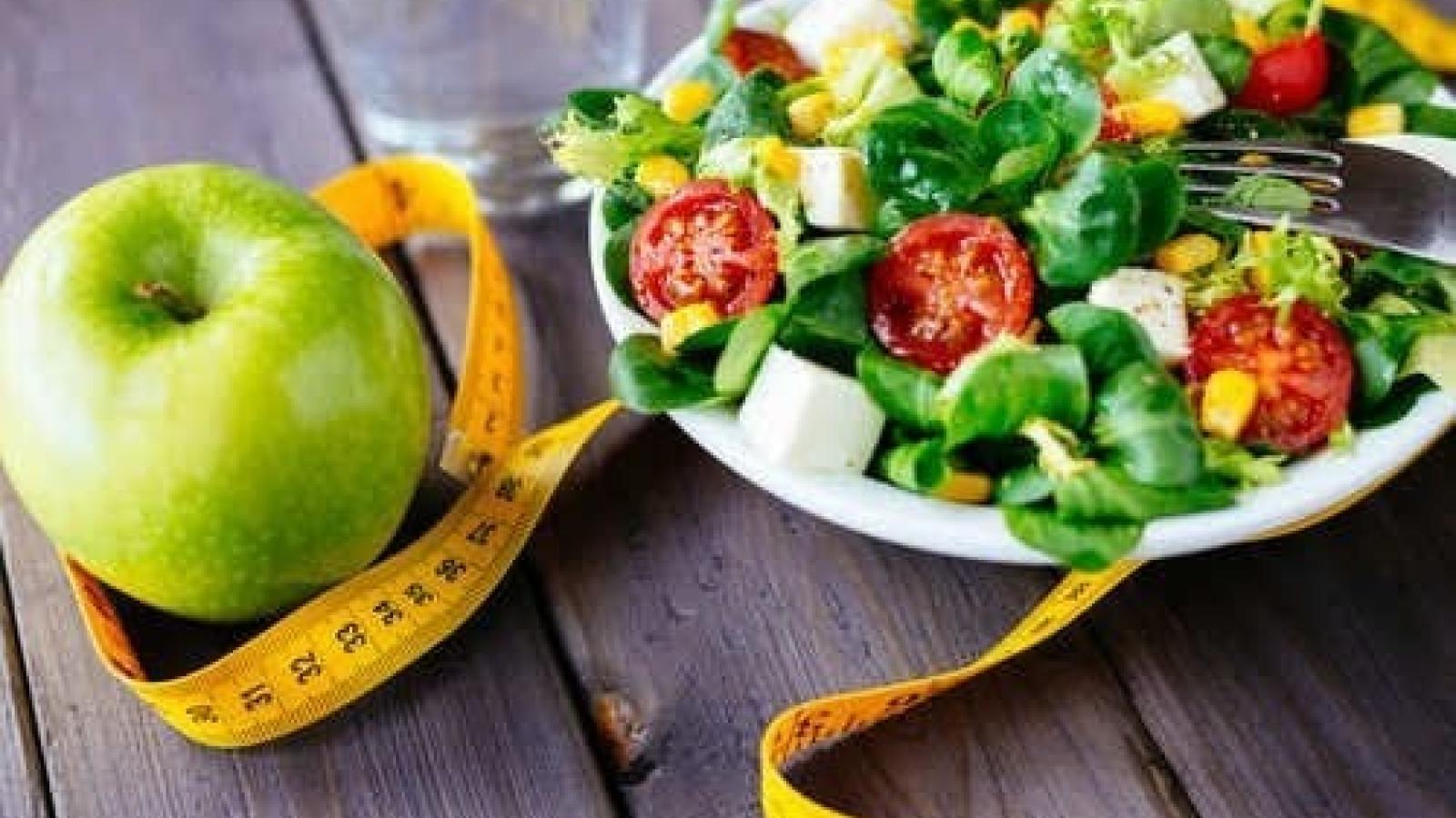 7 mẹo nhỏ khi ăn tối giúp bạn giảm cân