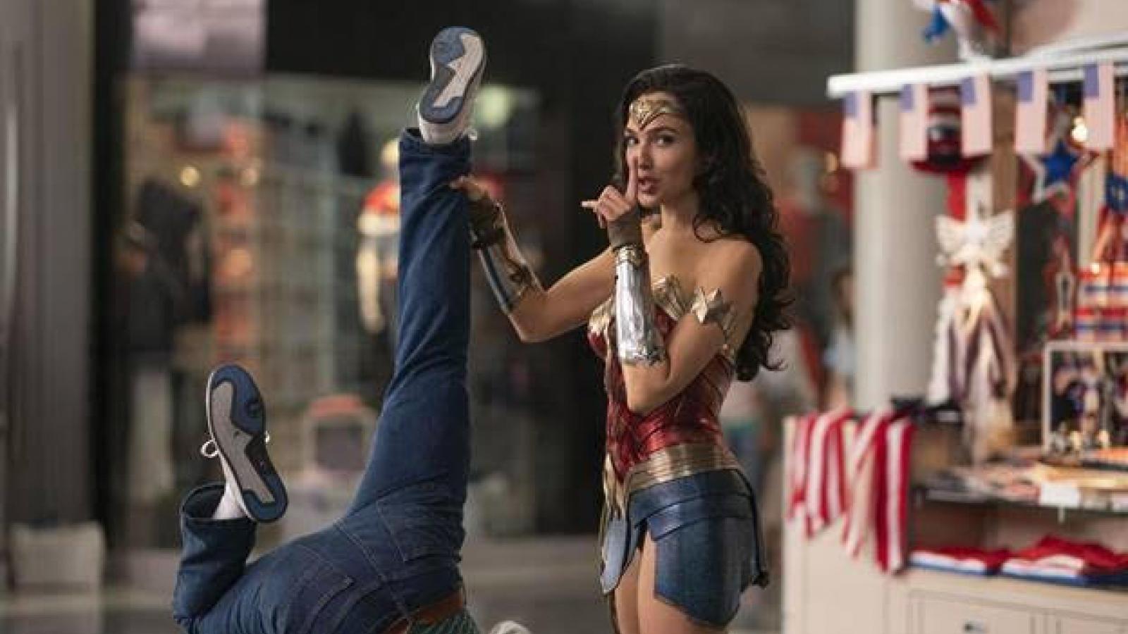 """Điểm danh """"tứ trụ quyền lực"""" của bom tấn """"Wonder Woman 1984 - Nữ thần chiến binh"""""""