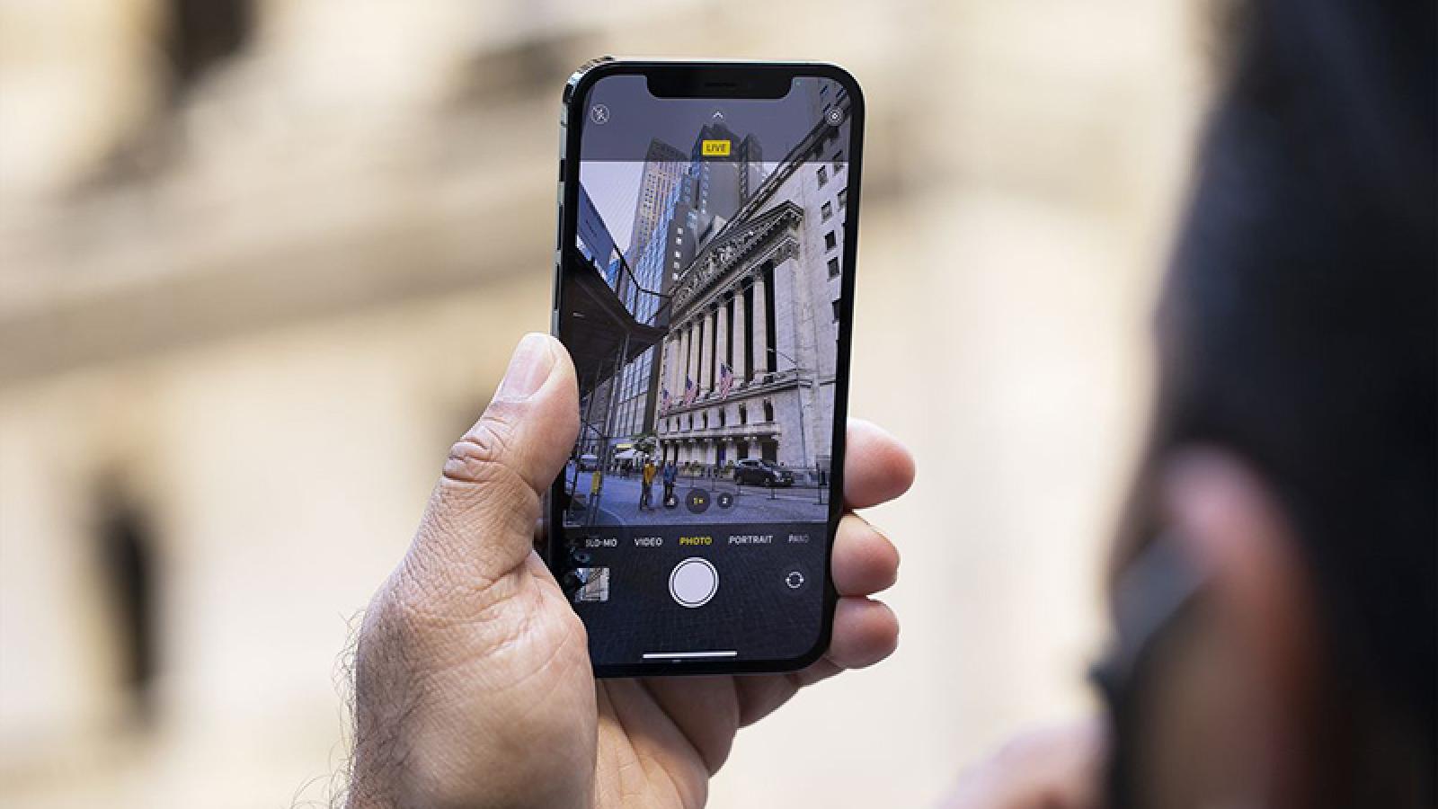 iOS 14.3 chính thức ra mắt đưa iPhone 12 Pro lên tầm cao mới