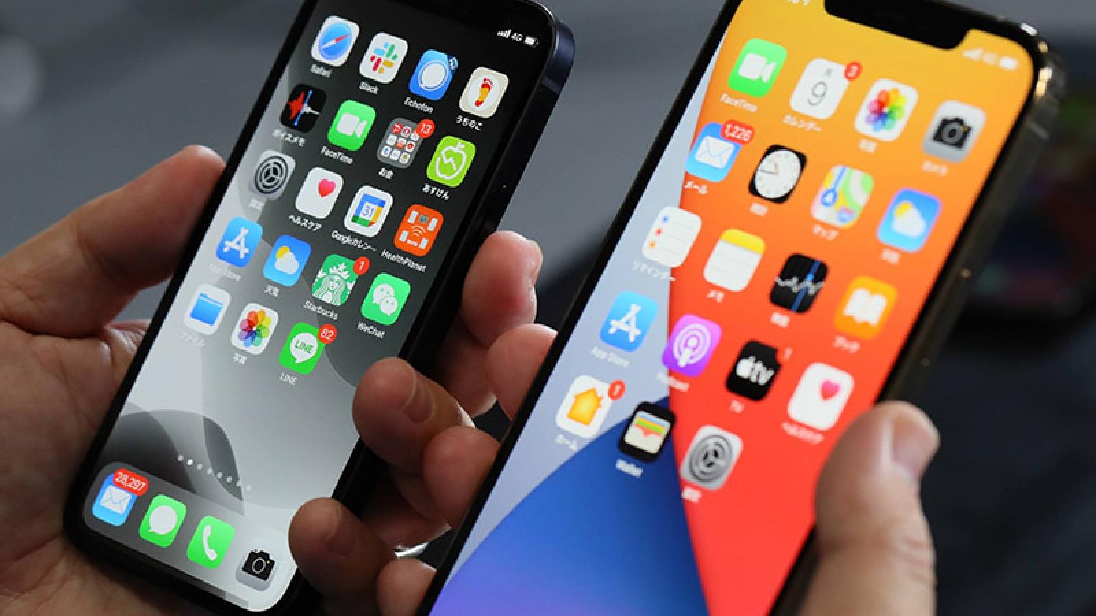 Thừa thắng xông lên, Apple đặt mục tiêu doanh số iPhone khủng vào năm sau