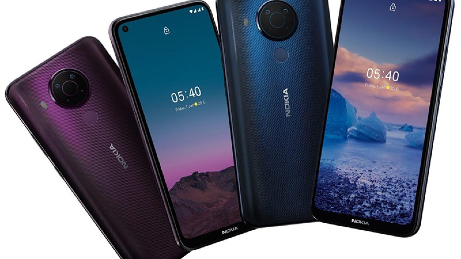 Nokia 5.4 ra mắt với chip Snapdragon 662, giá chỉ 230 USD
