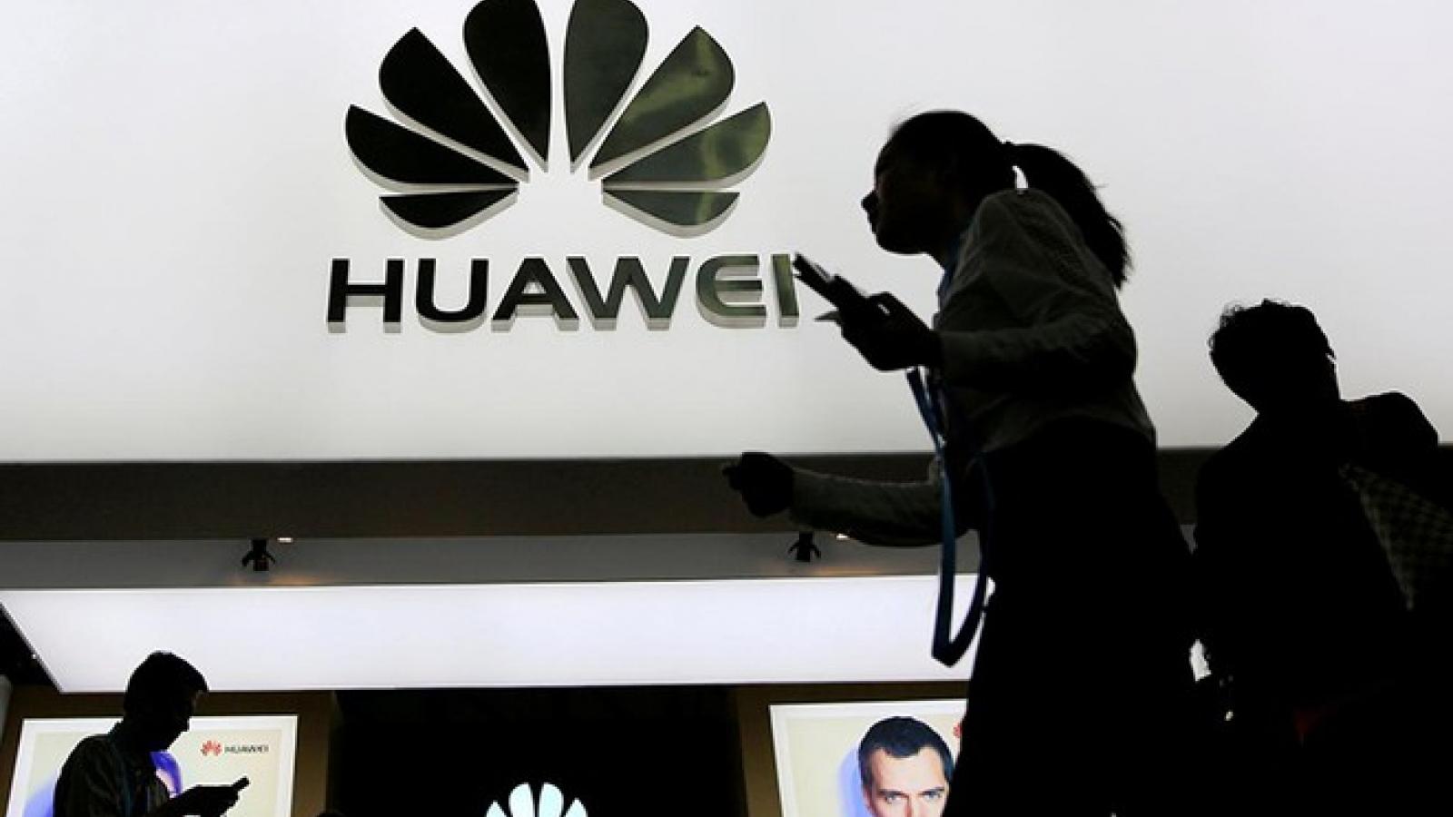 Những ai đang quản lý tập đoàn Huawei?