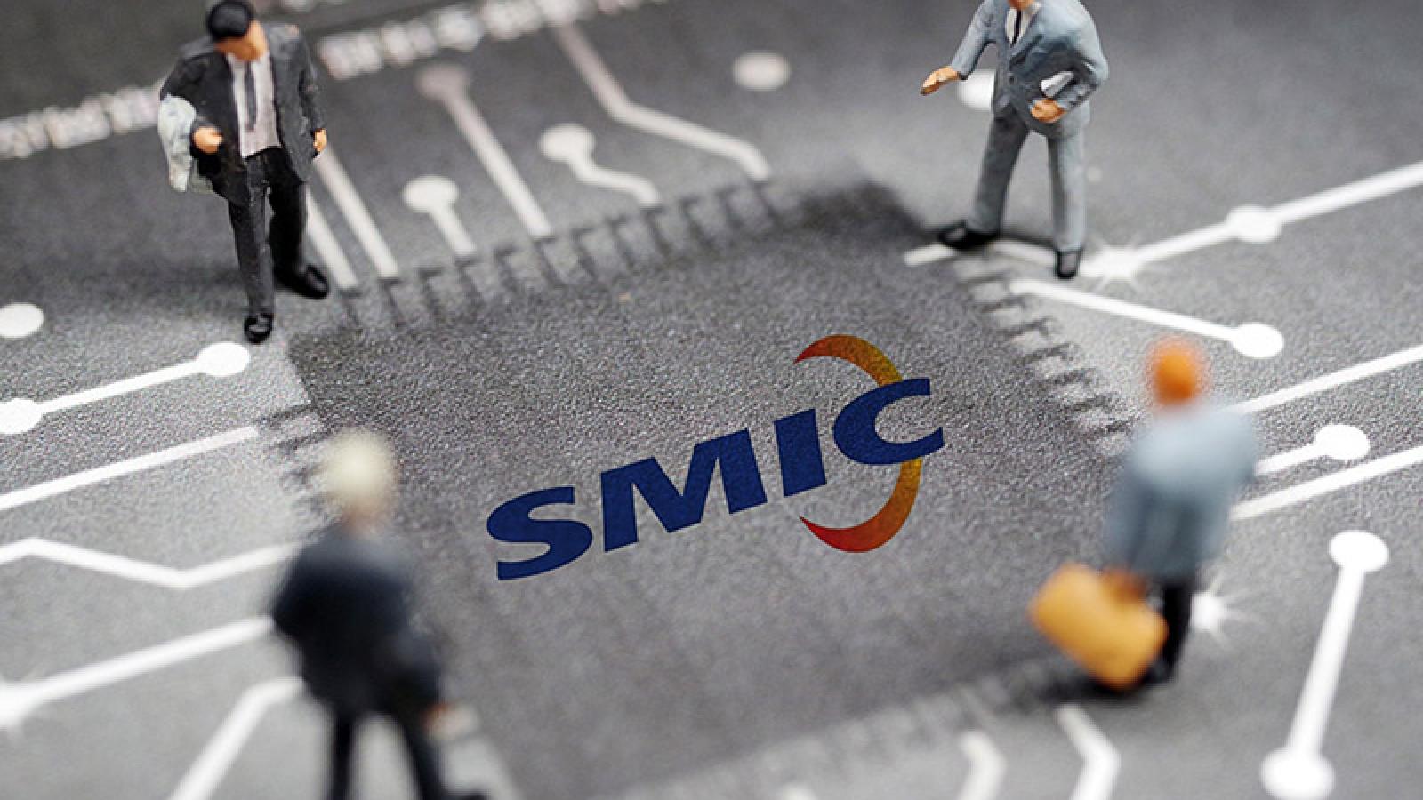 SMIC: Lệnh cấm của Mỹ sẽ ảnh hưởng đến sự phát triển chip tiên tiến
