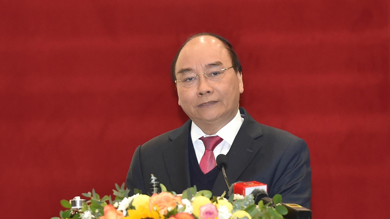 Thủ tướng Nguyễn Xuân Phúc: Mỗi bản án phải là những chuẩn mực pháp lý
