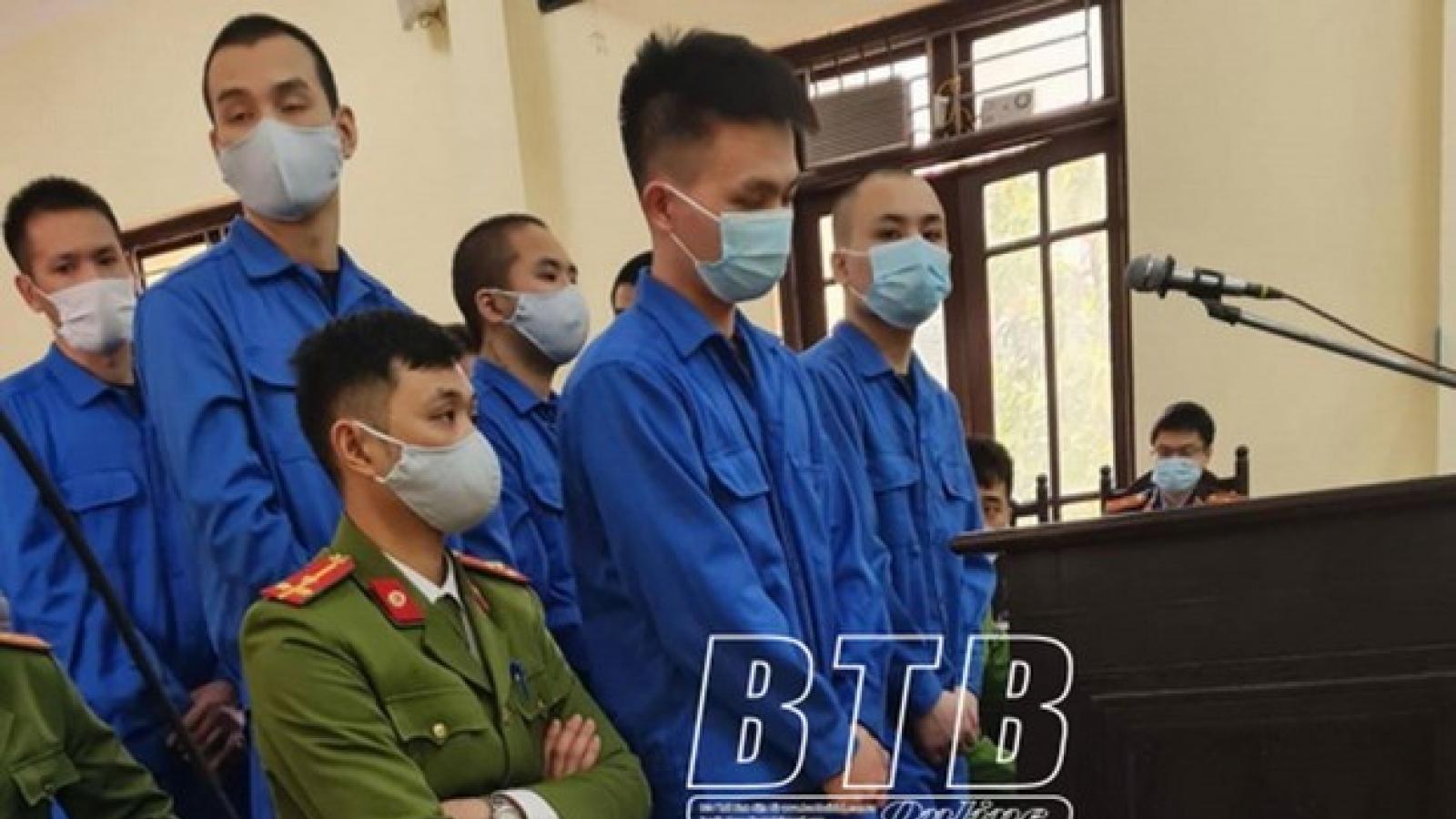 """Tòa Thái Bình tuyên phạt tù đối với """"con nuôi"""" Đường Nhuệ"""