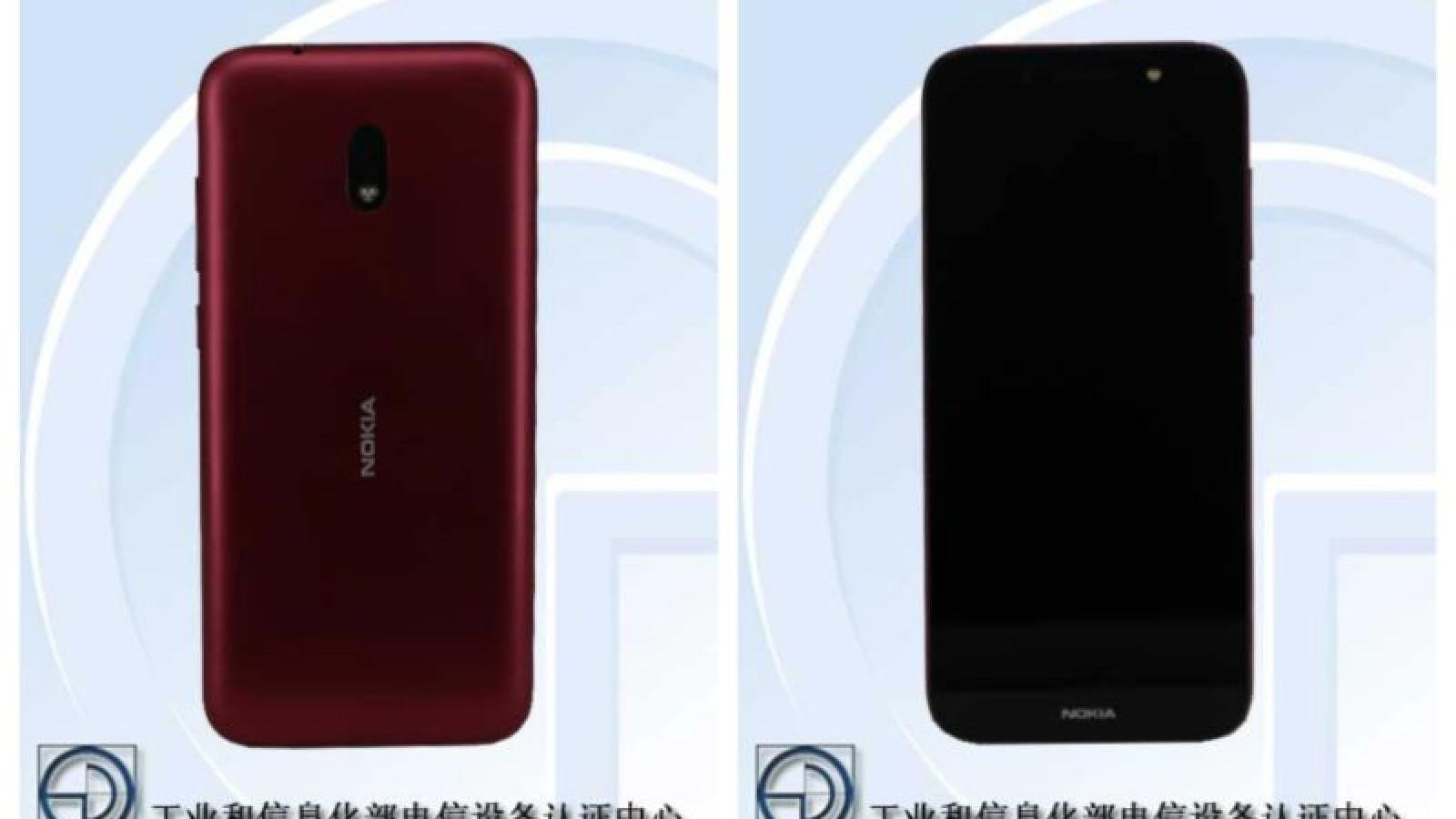 Thêm một smartphone giá rẻ thương hiệu Nokia chuẩn bị trình làng