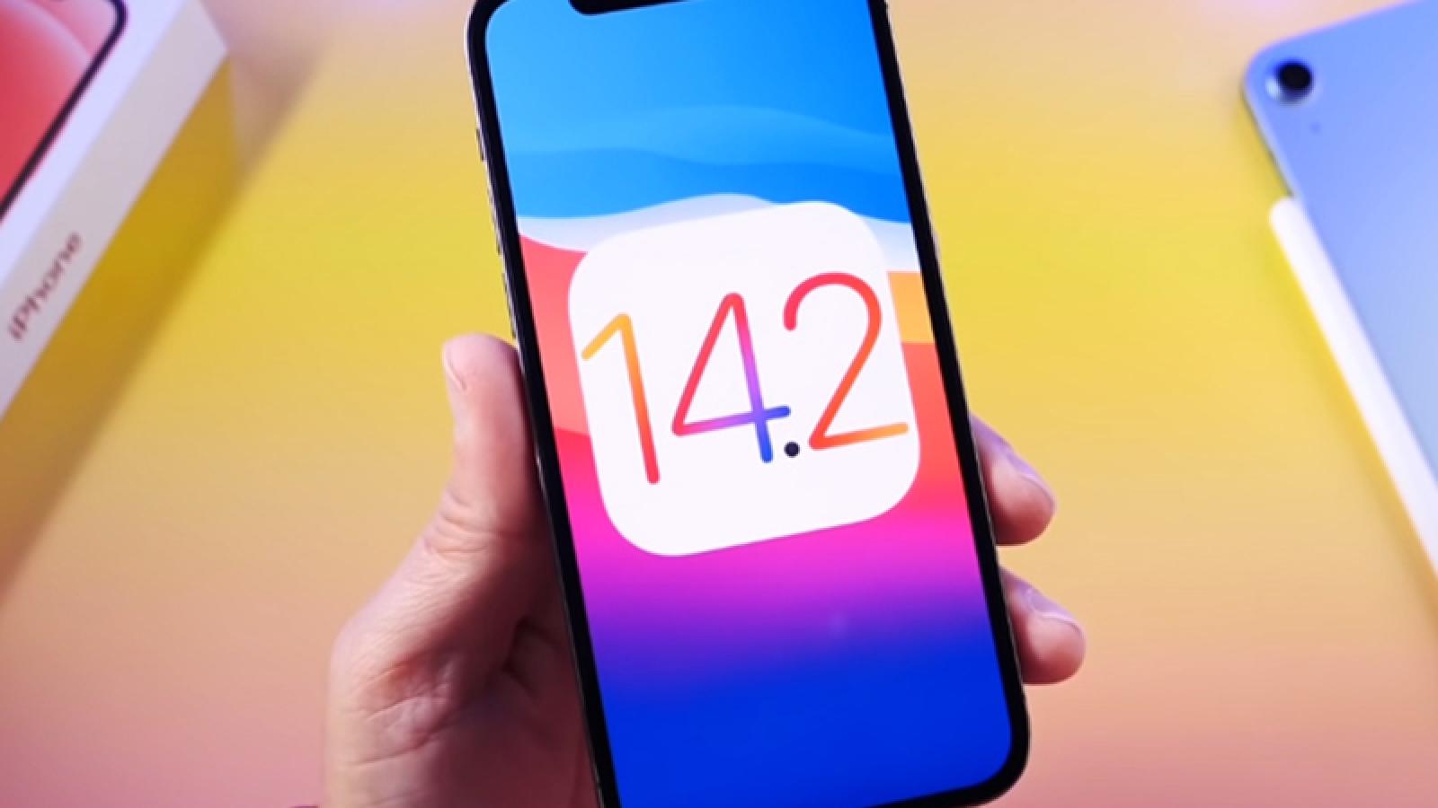 iOS 14.2 gây ra tình trạng ngốn pin nghiêm trọng