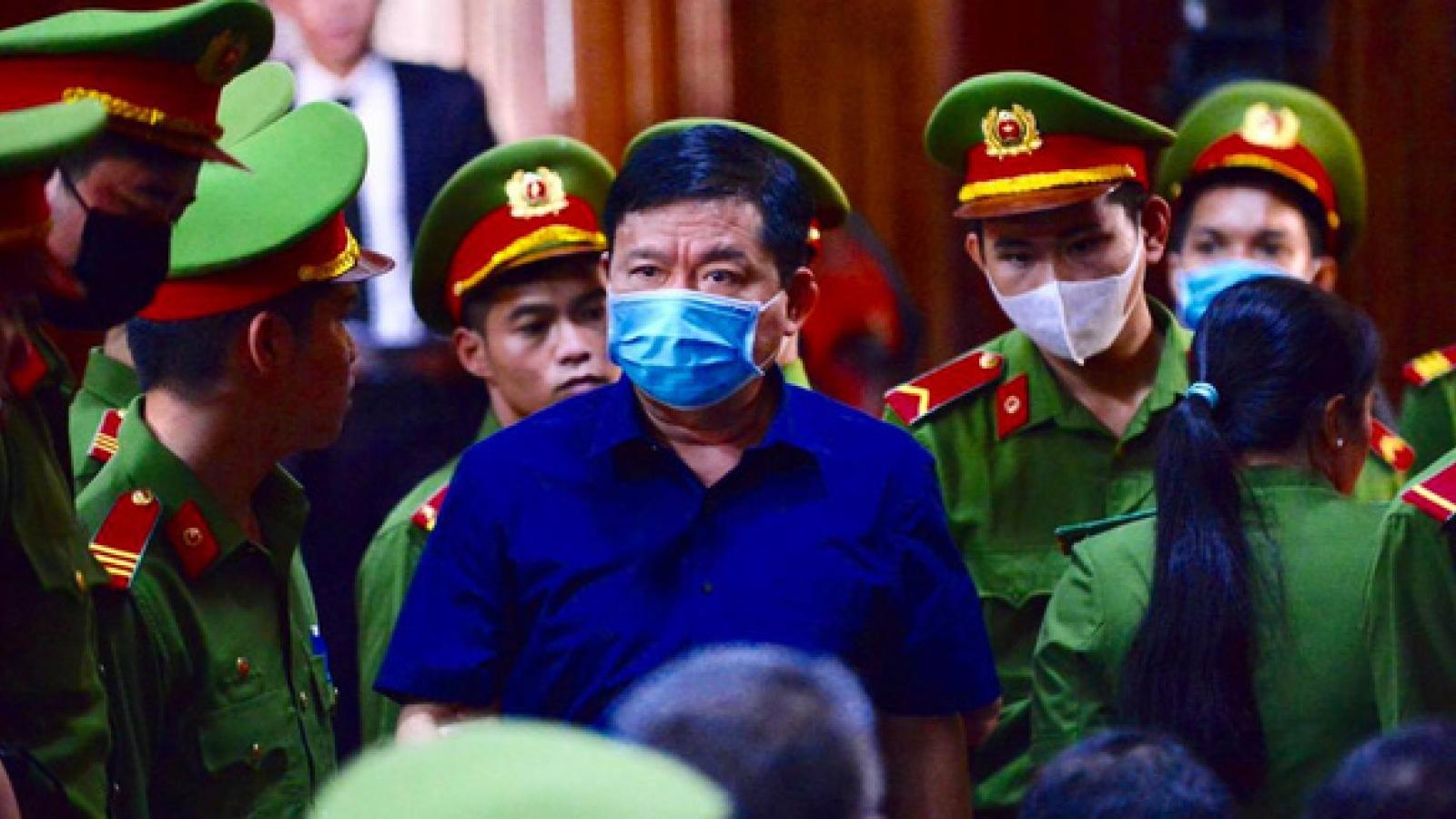 Xét xử ông Đinh La Thăng và các đồng phạm gây thất thoát hơn 725 tỷ đồng