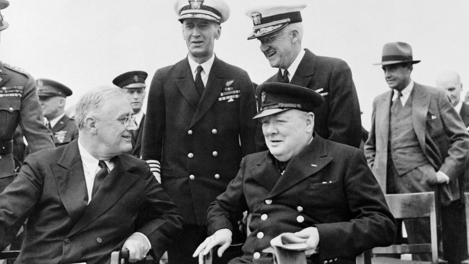 Giải mật: Trước trận Trân Châu Cảng, Mỹ từng nhăm nhe tấn công Nhật Bản