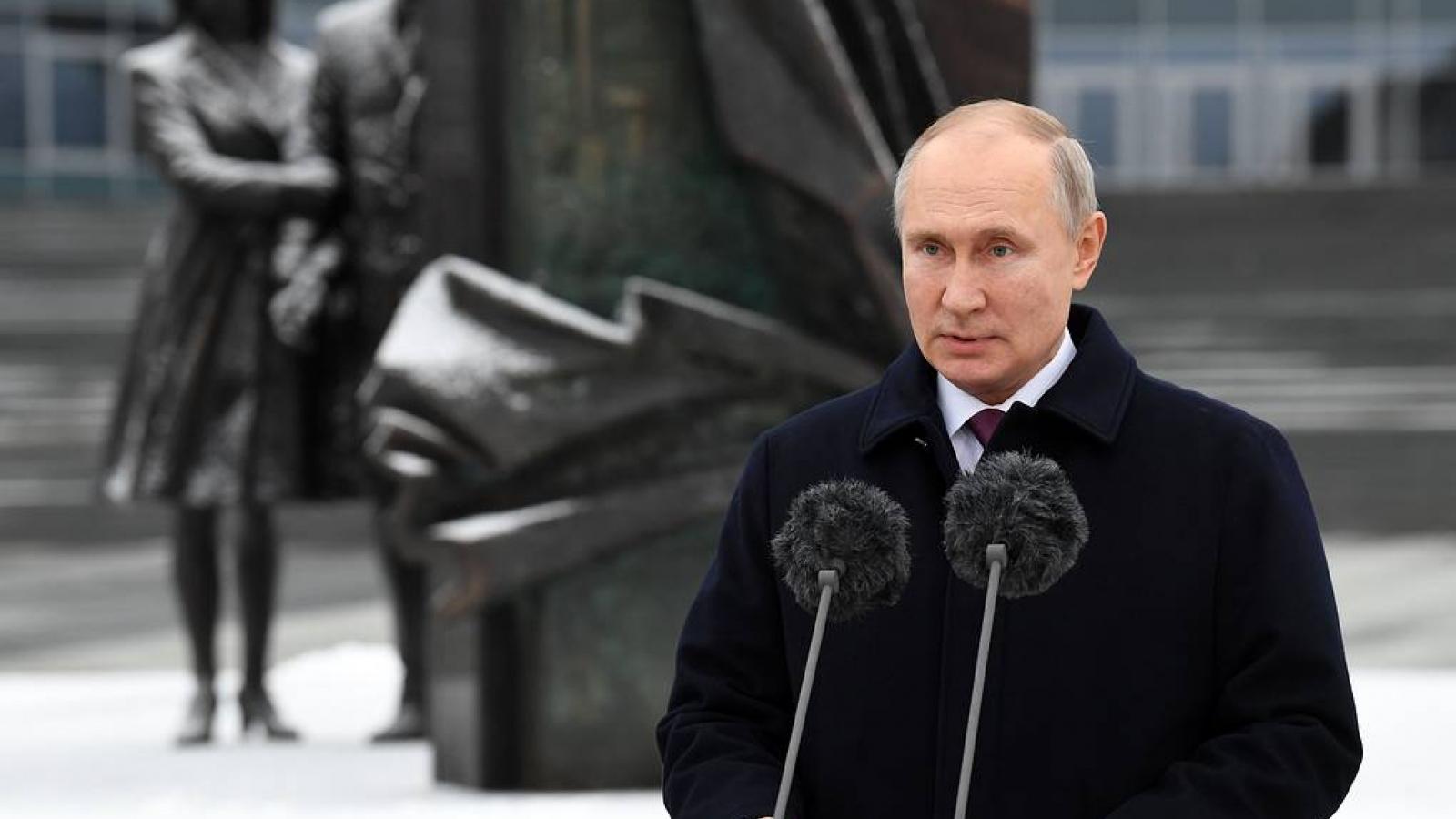 Bảo vệ hiệu quả biên giới Nga trước các nguy cơ xung đột âm ỉ ở các nước láng giềng