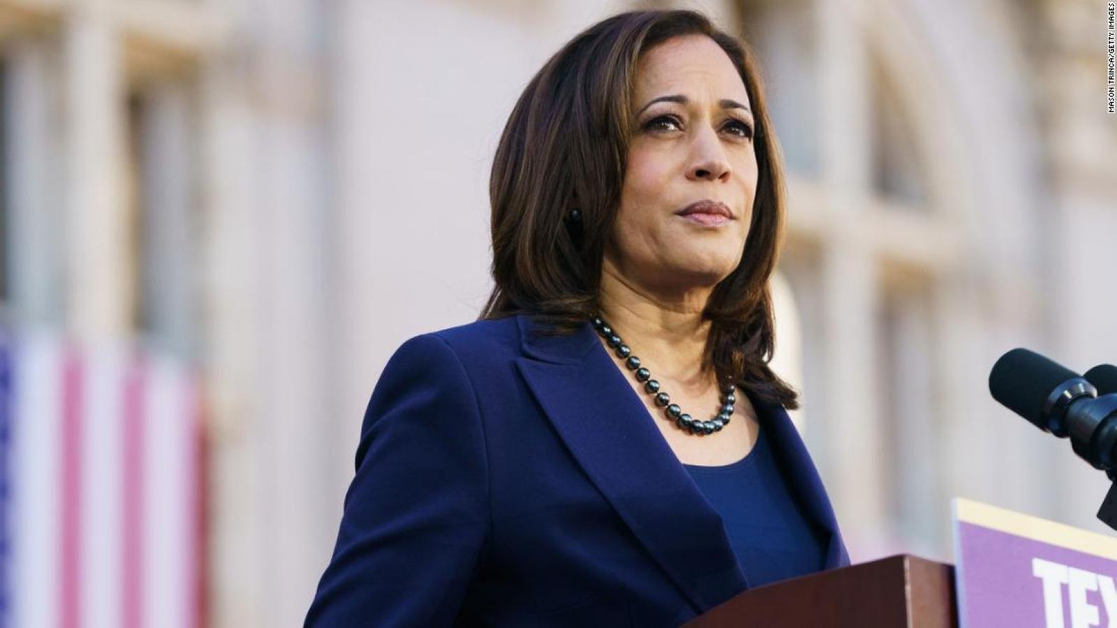 Kamala Harris tới Georgia vận động cho cuộc đua sống còn ở Thượng viện
