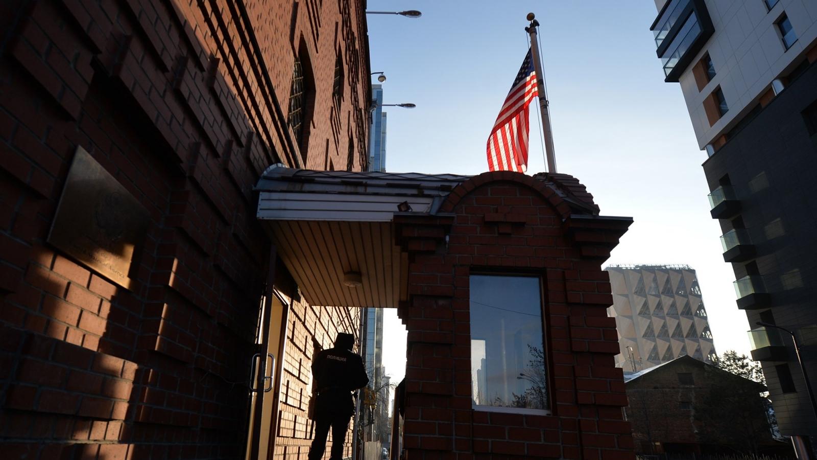 Chính quyền ông Trump có kế hoạch đóng cửa 2 lãnh sự quán cuối cùng tại Nga