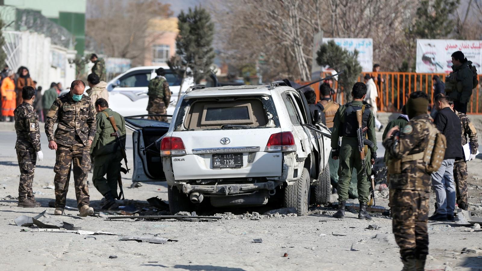Afghanistan: 480 người chết vì các vụ tấn công của Taliban trong 3 tháng
