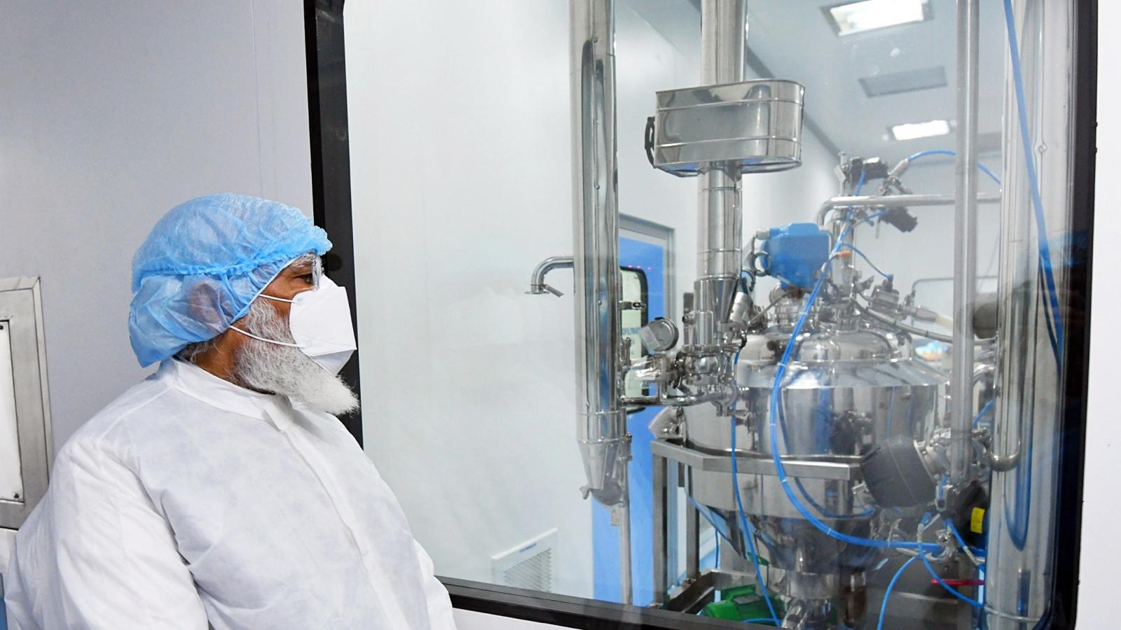 Ấn Độ diễn tập toàn bộ quy trình tiêm chủng vaccine Covid-19 trong 2 ngày