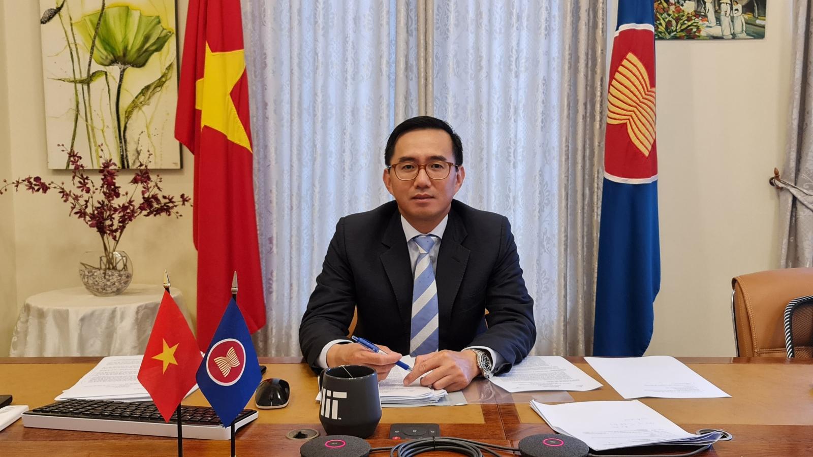 Việt Nam đảm nhiệm Chủ tịch Hội đồng Uỷ thác Quỹ ASEAN 2021