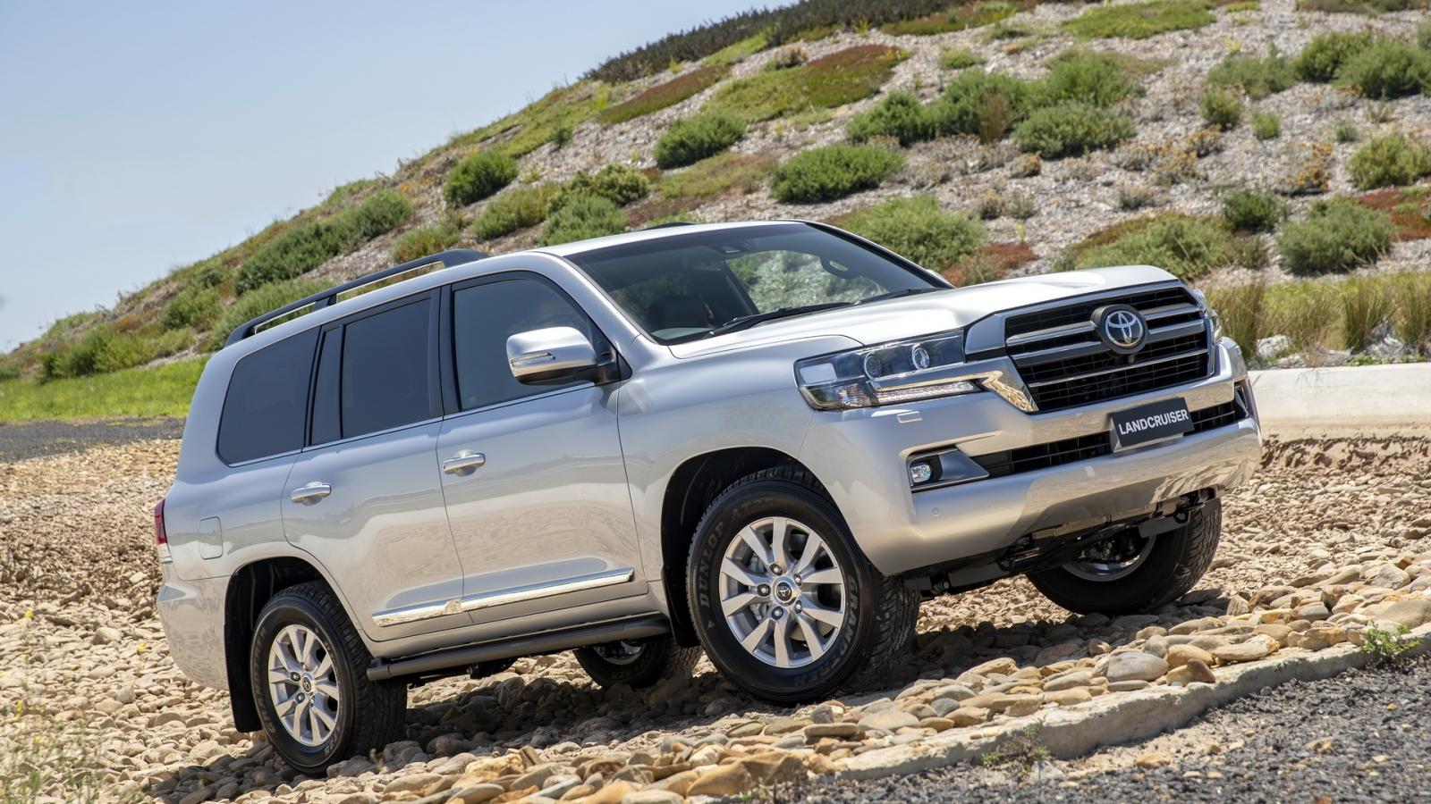 Toyota Land Cruiser Horizon phiên bản giới hạn 400 xe