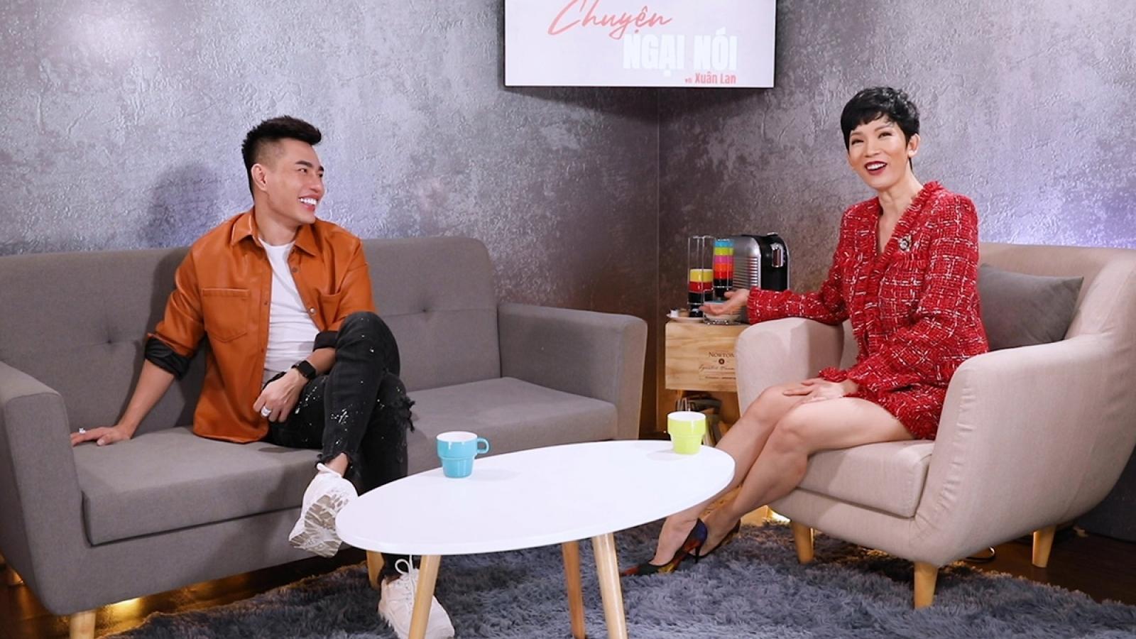 Lê Dương Bảo Lâm trải lòng với Xuân Lan về nghề livestream bán hàng