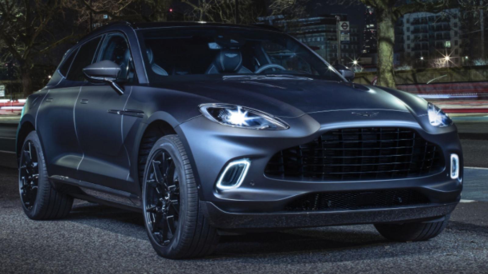 Aston Martin sẽ ra mắt 10 mẫu xe mới trong 2 năm tới